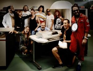 Teamfoto 80er