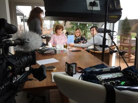Helga im Interview